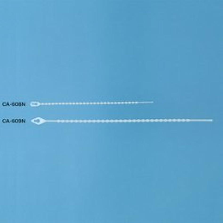 知る代わりにプラス【まとめ 2セット】 サンワサプライ ケーブルタイ CA-609N