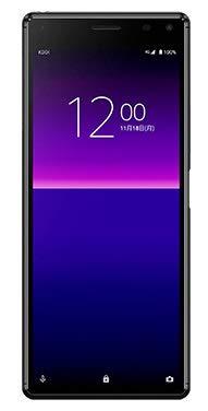 UQ mobile Xperia 8 SOV42 SIMフリー [ブラック]