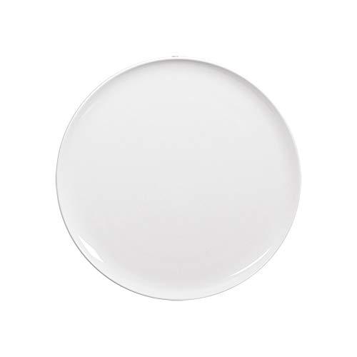Table Passion - Assiette à dessert selena blanc 21.5cm (lot de 6)