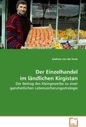 von der Dunk Andreas: Der Einzelhandel im ländlichen Kirgist
