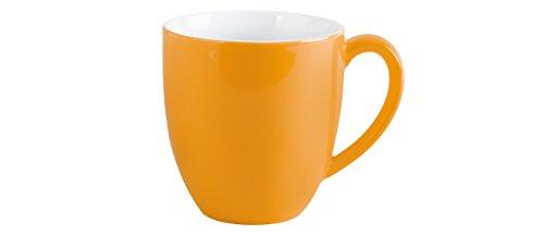 Kahla Pronto Colore orangegelb Kaffeebecher 0,40 l XL