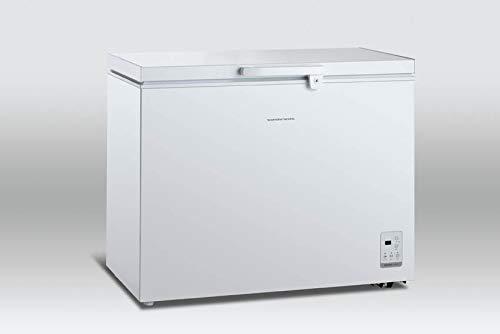 Scandomestic SB 300-1 - Congelador Horizontal 300 L de capacidad,Con Apertura Easylid bajo consumo A+ y muy silencioso