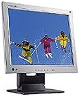 LG Flatron L1510H 38,1 cm LCD-Monitor Plata/(DVI) anthazit