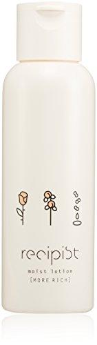 レシピスト しっかり潤う化粧水 モアリッチ(とてもしっとり) 220mL