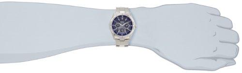『[セイコーウォッチ] 腕時計 ワイアード カーブハードレックス ソーラー AGAD033 シルバー』の2枚目の画像