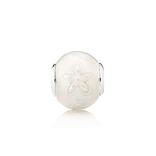 Pandora 925 Charm Silver Bead Joy Happiness Fashion Womenessence Pulsera Brazalete Regalo Diy Jewelry