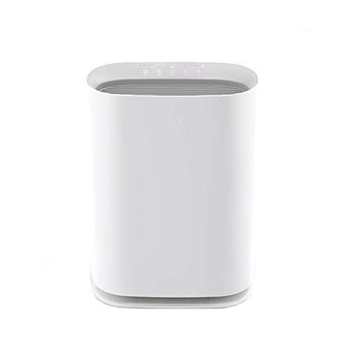 Minmin Luchtreiniger voor thuiskantoor, aminozuur, verwijdering van bacteriën, formaldehyde haze rook van tweede hand geur, anion 4 filters HEPA-filter