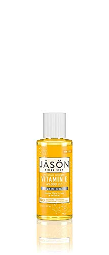 Jason Natural Products Vitamin E Oil 45,000 IU 60 ml