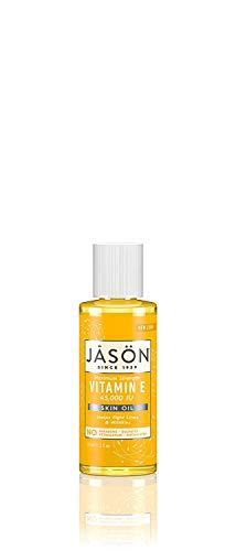 JASON Vitamin E 45,000 IU Skin Oil, Maximum Strength, 2 Ounce Bottle