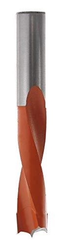 ENT 22404 Drevelboor, Hardmetaal, Schachtdoormeter (S) 10 mm, Boordoormeter (D) 8 mm, I 35 mm, Schachtlengte 30 mm, L 70 mm, Links draaiend