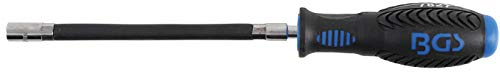 BGS 7827 | Destornillador flexible hexagonal | 7 mm