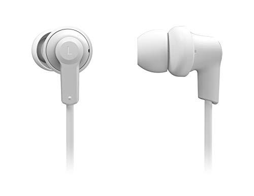 Panasonic RPNJ300BEW Wireless Ergo-Fit Bluetooth Earphones White