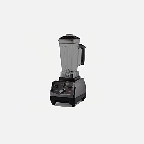 XiSHUAi Blender Professional Countertop Blender for Kitchen, 2200W High Speed Smoothie Blender Machine for Shakes and ice, commercial blender with Timer, 68OZ BPA-Free Jar Pitcher, Veggies Maker, Black