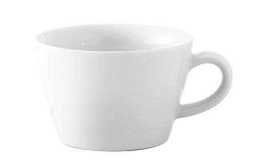 Kahla Five Senses Café Au Lait Tasse, Weiß