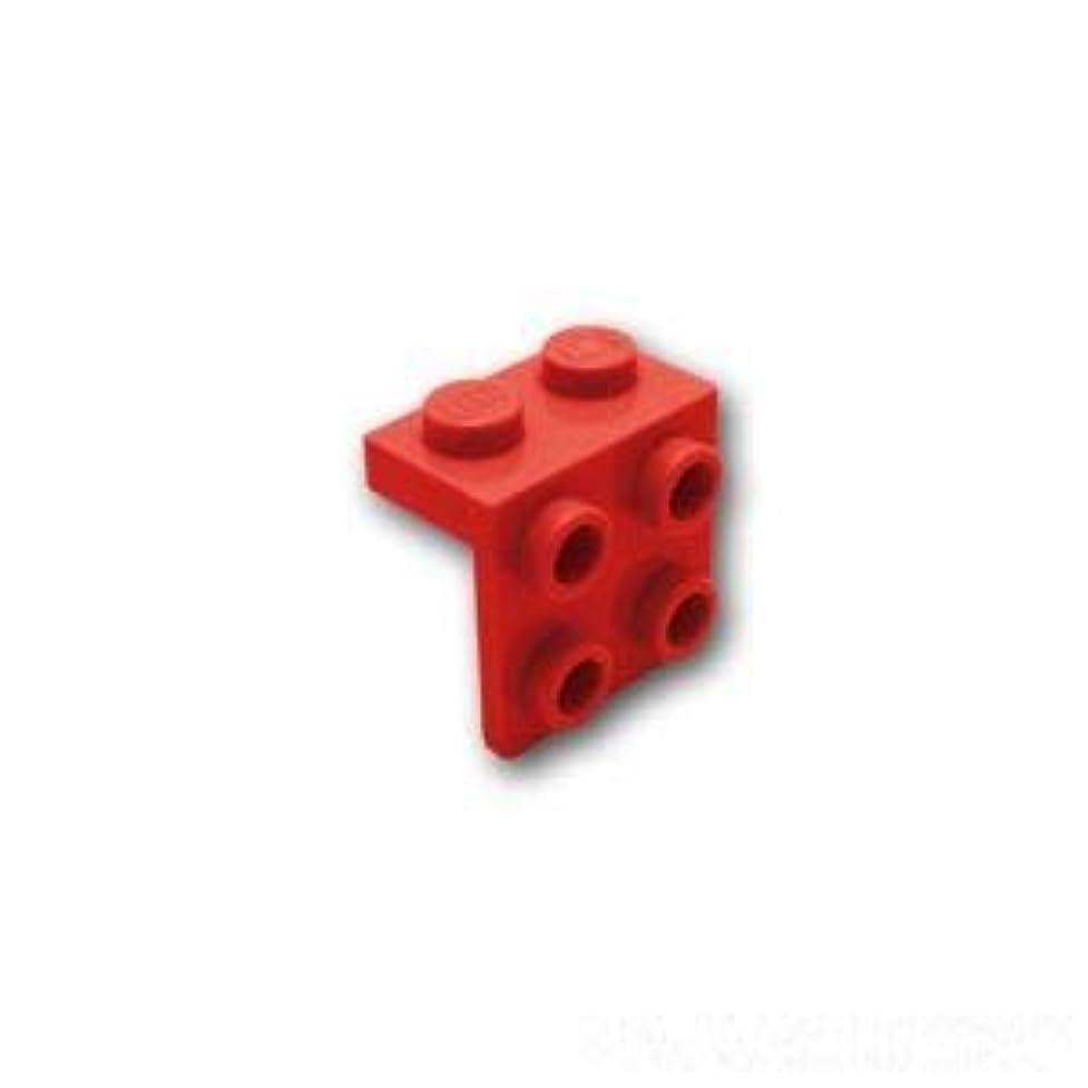 宅配便成り立つ規制レゴブロック ばら売りパーツ ブラケット 1 x 2 / 2 x 2:[Red / レッド] [並行輸入品]