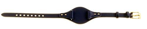 Fossil Uhrenarmband Leder für ES3909 Boyfriend Small 14mm