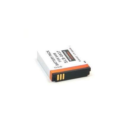 Batería de Litio Recargable Compatible para cámara/videocámara Digital para: Samsung SLB 0937, SLB0937