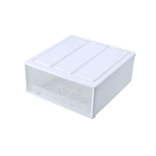 Akaid Storage box,plastic drawer storage box clothes underwear bra socks storage bag toy snack sundries storage box