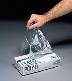 Poly-D-Polyethylene-Powder-Free Disposable Glove-Size Medium. Purchase of 15