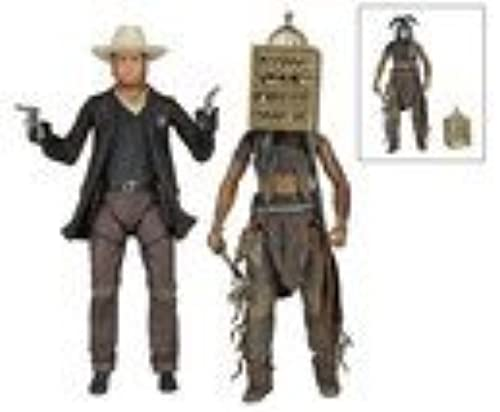 The Lone Ranger 7 - Series 2 - Set of 2 by The Lone Ranger