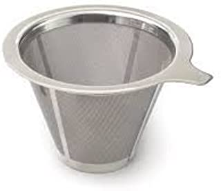 yama stainless steel reusable filter
