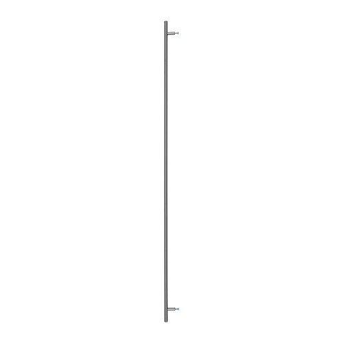 IKEA LANSA - Griff, Edelstahl / 1 pack / 1 Packung - 111 cm