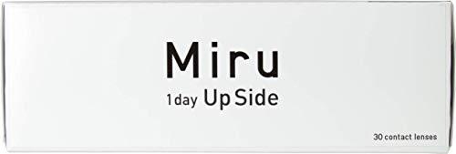 Miru 1 day UpSide Tageslinsen, 30 Stück/BC 8.4 mm/DIA 14.20 mm