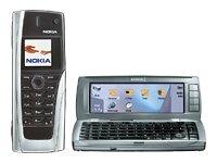 Nokia 9500 - Smartphone