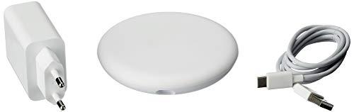 Xiaomi - Juego de Cargador Inalámbrico de Alta Velocidad, 20 W