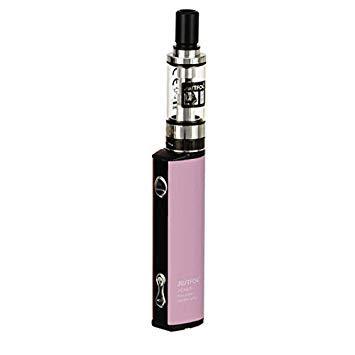 Justfog sigaretta elettronica Kit Q16 900 mAh Pink (Prodotto senza nicotina)