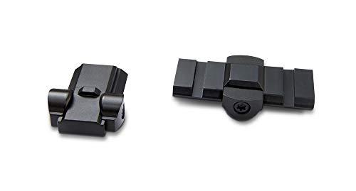 Burris Optics Brandnameinternalx 40mm Mounts & Bases Burris 410991 Ruger 77/22 Redhawk, black (6003-0292)