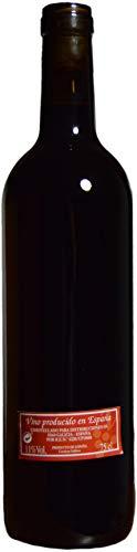 Vino Cosechero Tinto B 11% Caja de 6 botellas 75cl.