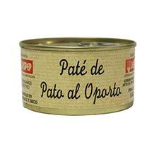 Paté de Pato al Oporto 140 g