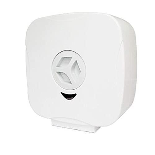 NC Distributeur d'essuie-Tout, Distributeur de Papier hygiénique Commercial Essuie-Tout Mural, Grande Assiette carrée LKWK