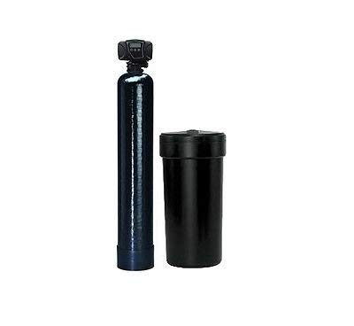Well Water SOFTENER + Iron Removing Filter Water System | KDF 85 | 64,000 Grain, 2 cu ft, Upgraded 10% Resin | 12'x52'