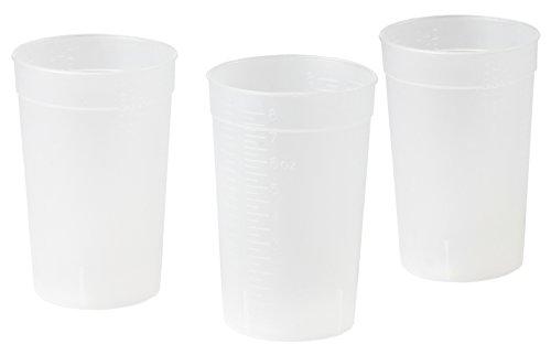 neoLab 2-1551 Einmal-Probendosen (PP), unsteril, 120 mL (100-er Pack)