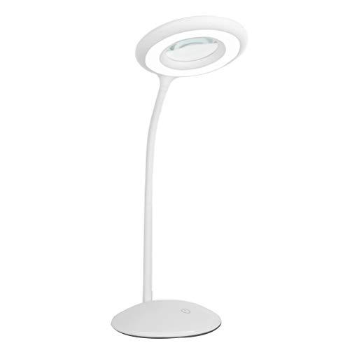 Uonlytech Touch Control - Lámpara LED de Mesa (3 Niveles de Brillo, con conexión USB)