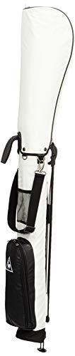 [ルコックスポルティフゴルフ] スタンドタイプクラブケース QQBPJA31 WH00(ホワイト) One Size