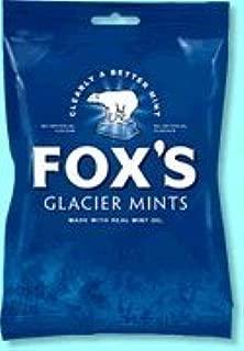Fox's 12 X Foxs Glacier Mints Pm £1 130G | 12 Pack Bundle