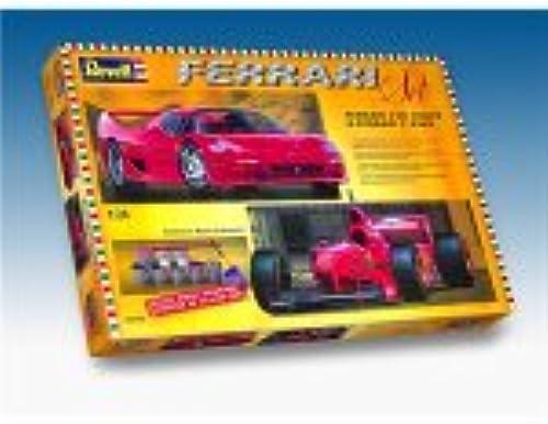 Revell 05748 - Revell - Ferrari Set