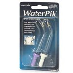WaterPik BRP-2 Pik Pocket Replacement Jet Tips (Pack of 2)
