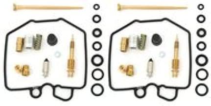 Carburetor Rebuild Complete Kit - Set of 2 Kits - 1980-1981 CM400T CM400C CM400E