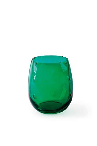 Excelsa 62652Juego Vasos Agua, Verde, 6Unidad