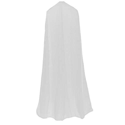 LOVIVER Atmungsaktives Kleidersack Kleiderhülle Kleiderschutzhülle Für Abendkleid - 1,6 m