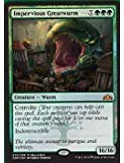 Best impervious greatwurm mtg Reviews