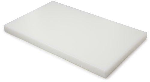 Lacor - 60406 - Tabla Corte Polietileno Gn 1/2 x3 cms.- Blanca