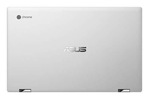 ChromebookクロームブックASUSノートパソコン14.0型フルHD液晶日本語キーボードC434TAシルバーグーグルGoogle