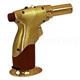 Regal Tabletop Gold Butane Torch Lighter