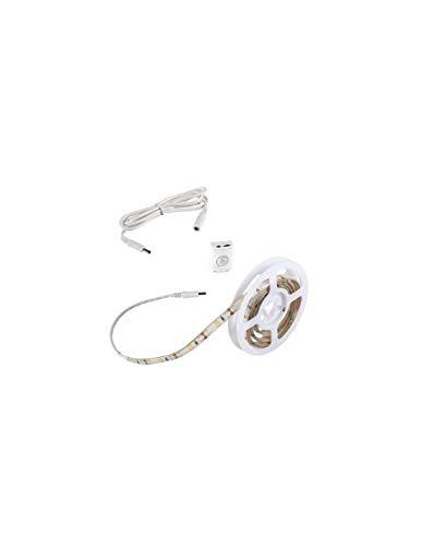 Kanlux LED Stripe 1m Set mit Sensor Bewegungsmelder und AKKU - Stripes Lichterkette Band Streifen Leiste Lichtleiste Bänder