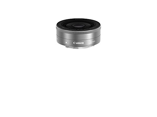 Canon EOS M Series EF-M 22mm f/2 STM Wide-Angle Lens